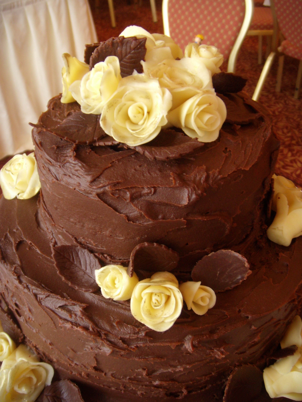 Cake Gallery - Fudge Wedding Cake